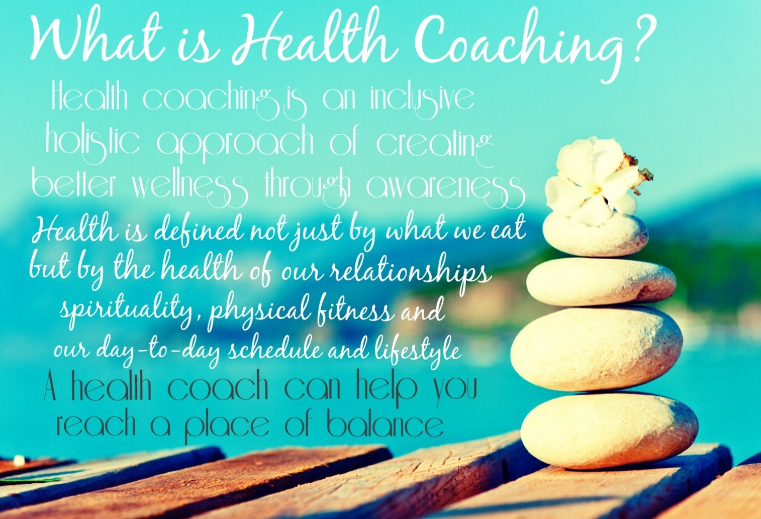 Holistic Health Coach >> Health Coaching Fit 2 Fly Blog